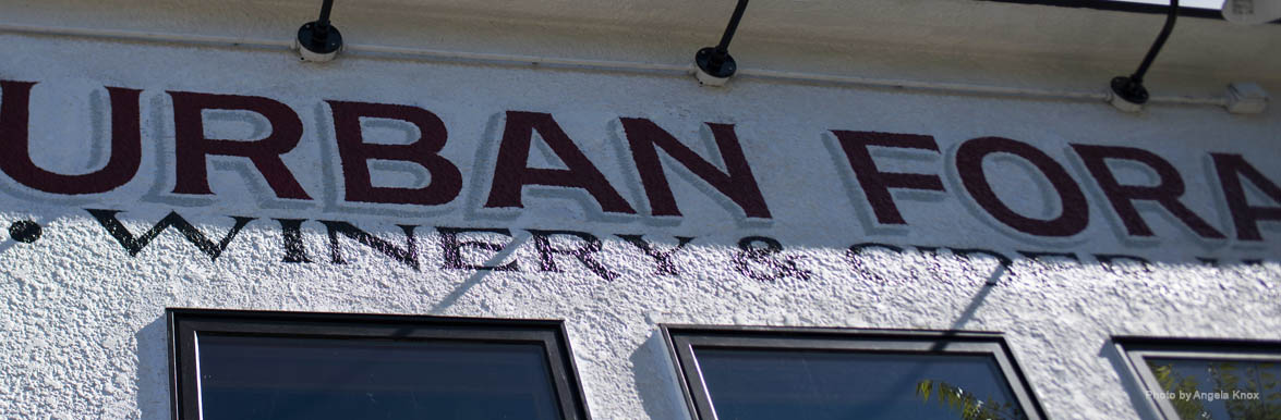 Urban Forage Winery & Cider House